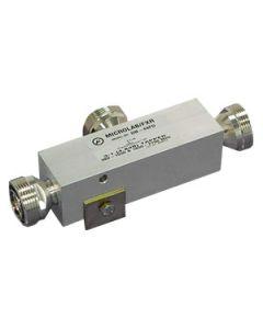 Tapper 2:1/3 dB 500W 350-5850 MHz 7/16F