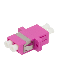 Adapteri LC OM4 DPX MAG 25kpl