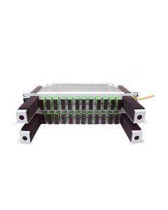 Orbis 1000 2U SC APC 48 DPX 50m vapaa pää ANSI/TIA-598