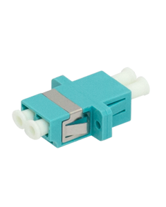 Adapteri LC OM3 DPX AQU 25kpl