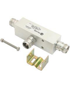 Tapper 4:1/6 dB 500W 350-5930 MHz 4.3-10F