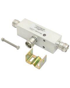 Tapper 6:1/8 dB 500W 350-5930 MHz 4.3-10F
