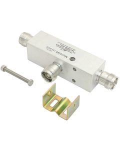 Tapper 30:1/15 dB 500W 350-5930 MHz 4.3-10F
