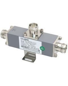 Tapper 20:1/13 dB 300W 350-2700 MHz 4.3-10F