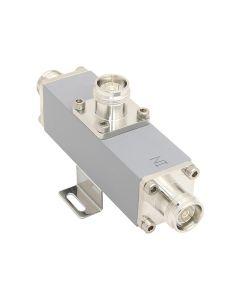 Tapper 10:1/10 dB 300W 350-2700 MHz 4.3-10F