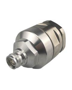 RF liitin 4.3-10F 1 5/8 L Flex