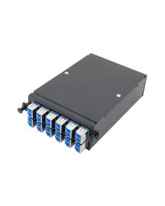Moduuli A 2xMPO12-12xLC DPX OS2 D key u/d