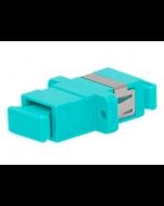 Adapteri SC OM3 AQU 25kpl